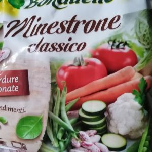冷凍野菜スープ